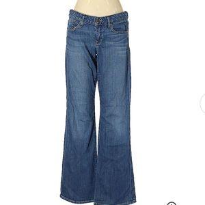 ❗️GAP Flared Blue Jeans MSRP $98!
